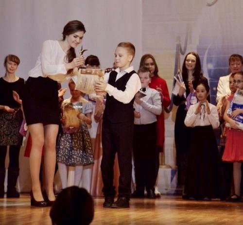 Скрипач собрал овации. Обладателем Гран-при Всероссийского конкурса «Роза ветров» стал житель Миасса