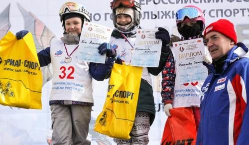 Главные на высоте. В Миассе завершился XVII Кубок губернатора по горнолыжному спорту и сноуборду