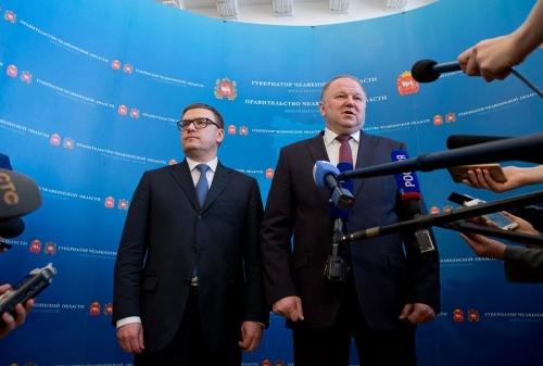 Лидер в регионе. В Челябинской области произошла смена власти