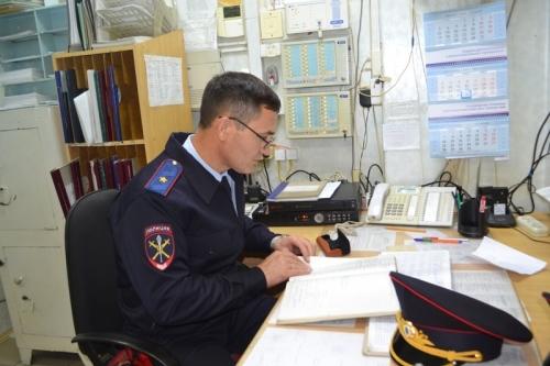 Генерал поставил - «удовлетворительно». Генерал Сергей Богдановский провел инспекцию миасского отдела МВД