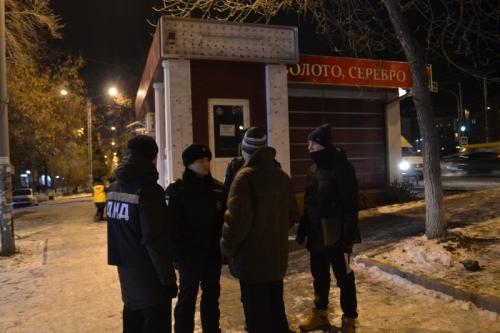 Раскрыли 16 преступлений. В Миассе сотрудники полиции не спали всю ночь
