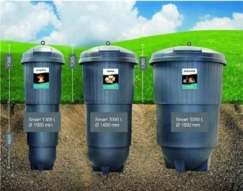 Колба с крышкой. В Миассе обновляется инфраструктура для вывоза коммунальных отходов