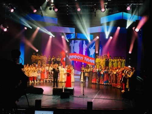 Народный ансамбль «Субботея» признан лучшим коллективом. В челябинском театре драмы состоялся финал народного конкурса «Марафон талантов»